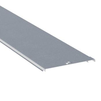 Крышка на металлический лоток основание 50мм (24м) L3000 EKF
